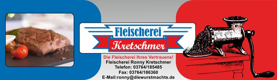 Fleischerei    Kretschmer